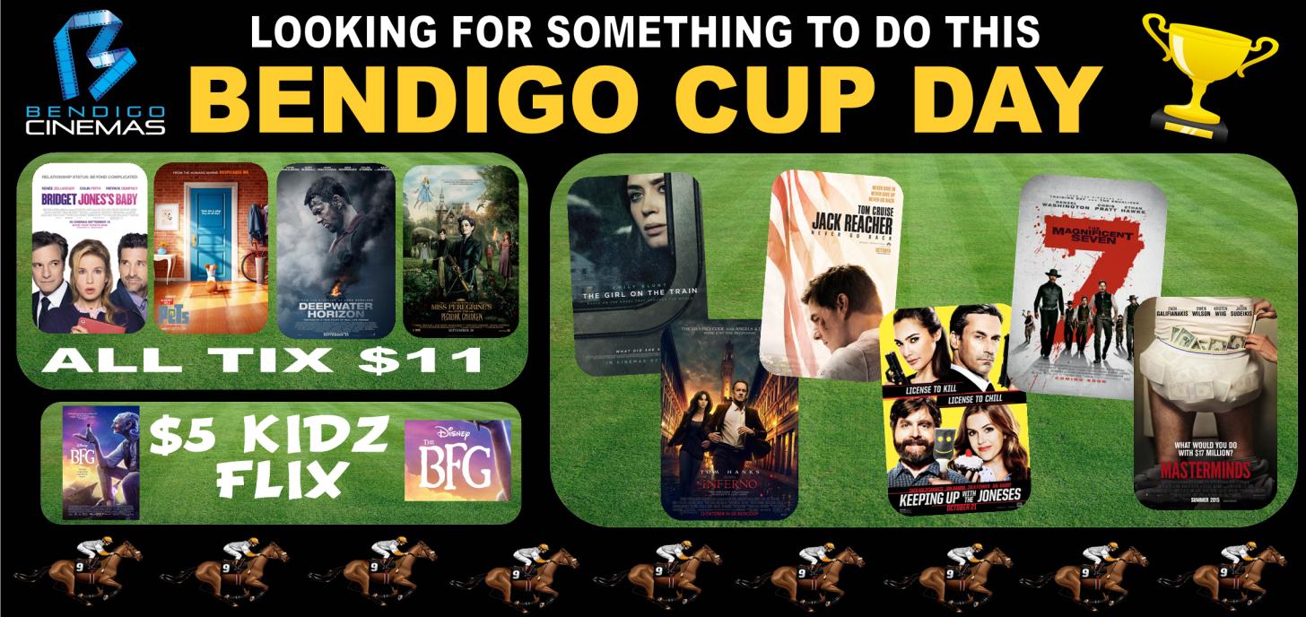 Bendigo Cup Day