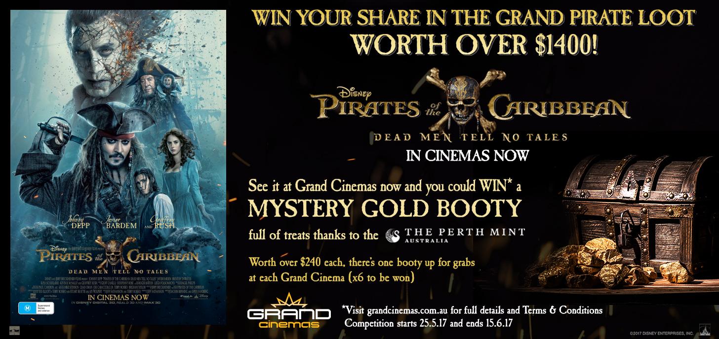 Grand Pirate Loot