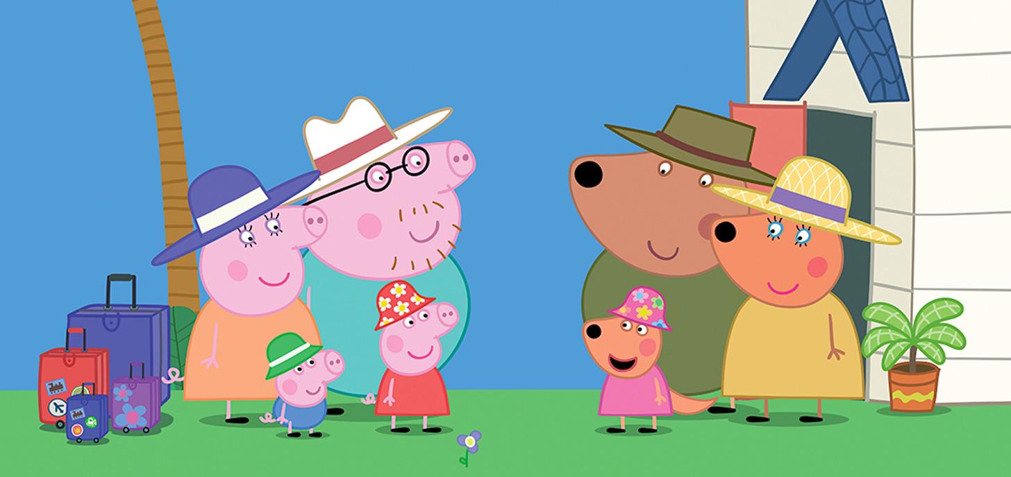 Peppa Pig My First Cinema Experience