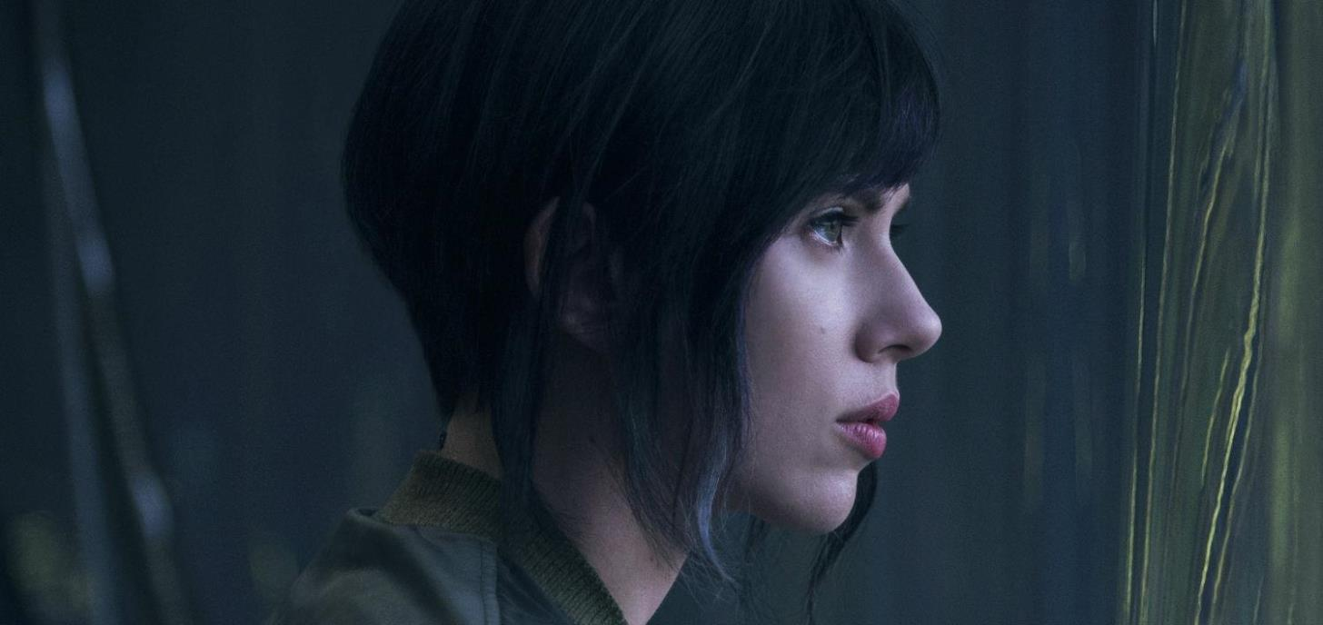 Coming Soon: Ghost in the Shell