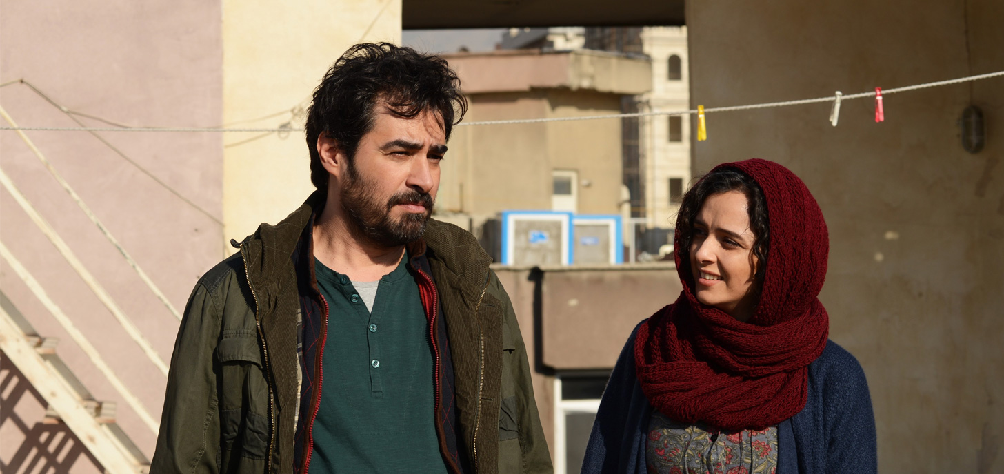Coming Soon: The Salesman
