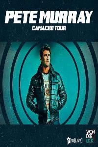 Pete Murray - Comacho Tour