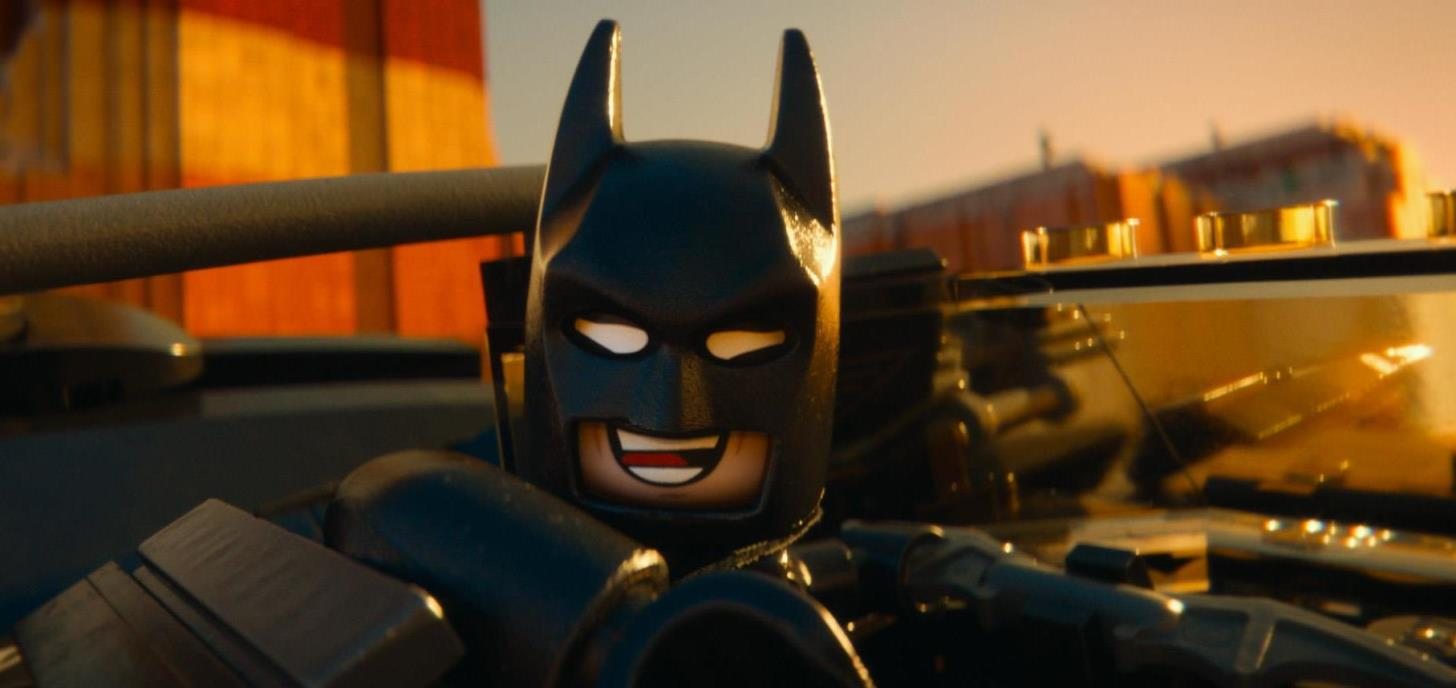 Now Showing: The Lego Batman Movie