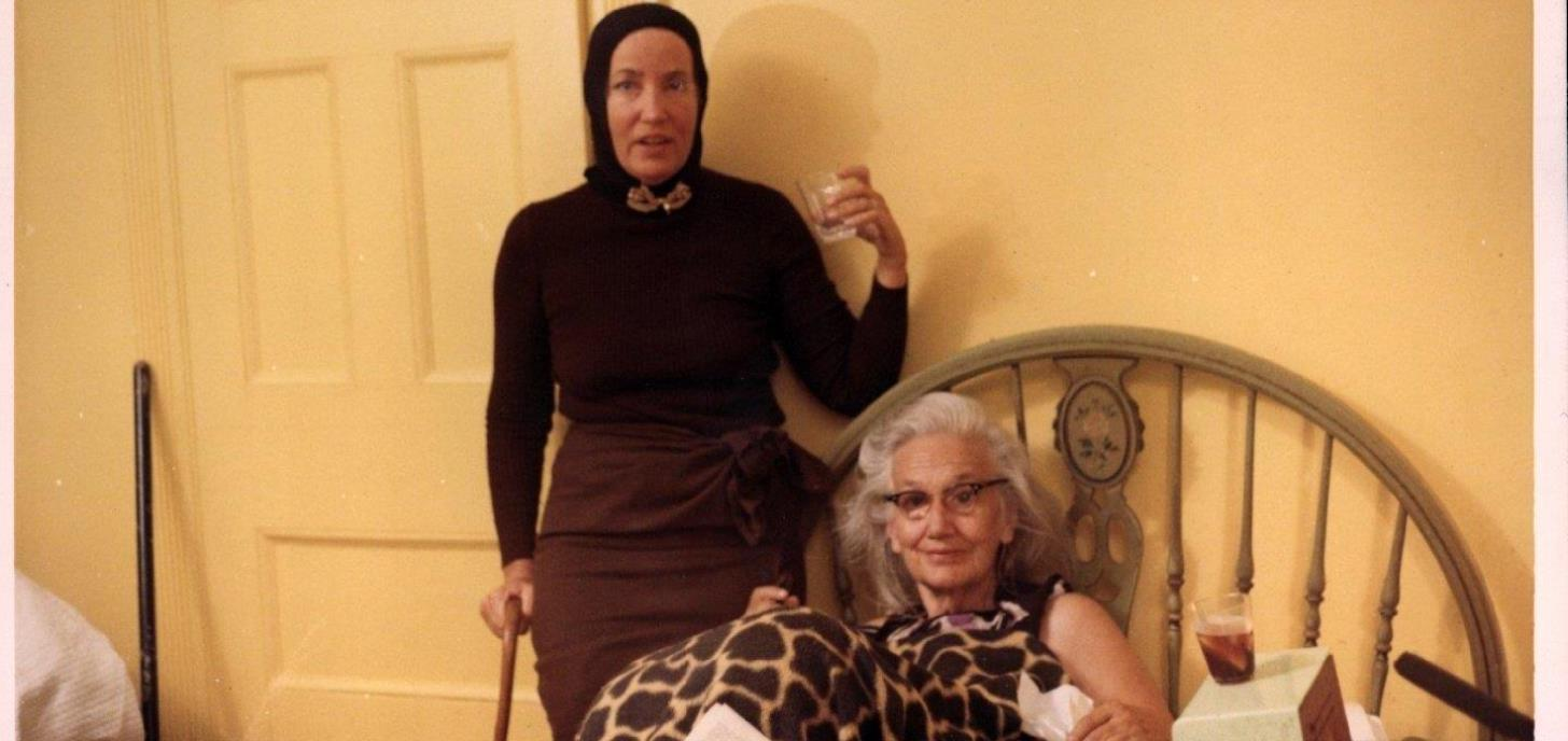 Grey Gardens Mother