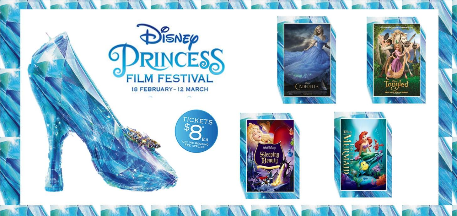 $8 Disney Princess Festival