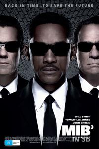 Men in Black III 3D