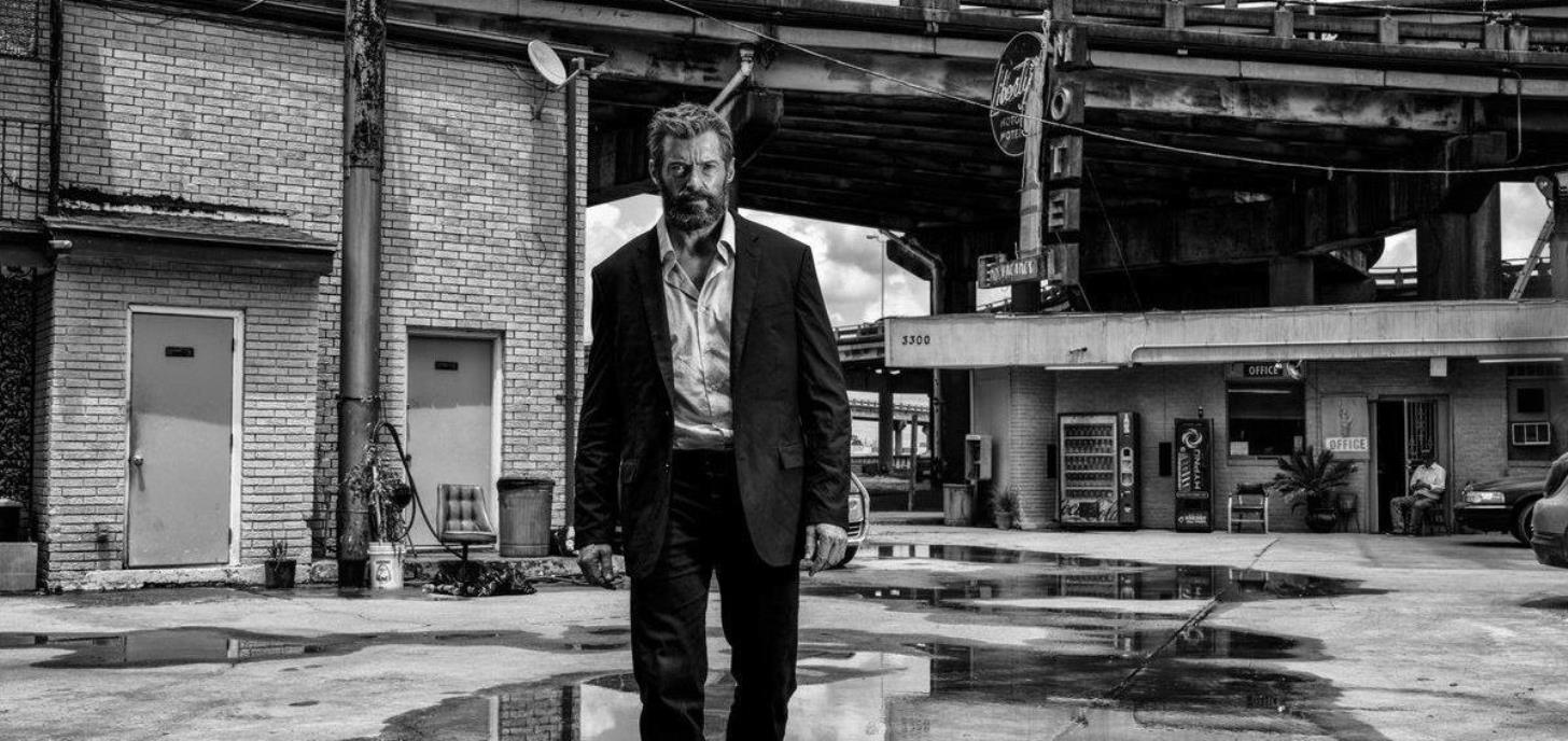 Now Showing: Logan