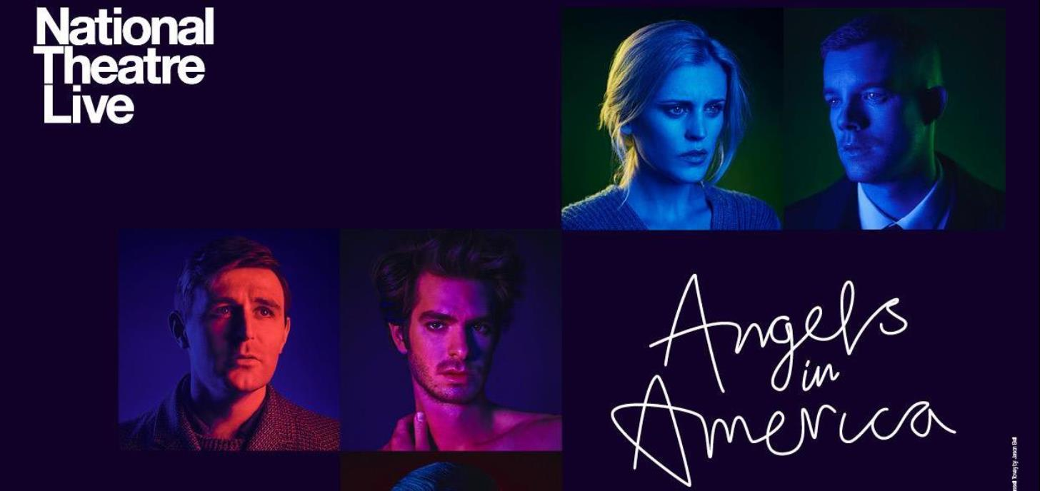 National Theatre Live: NT Live: Angels in America Part Two: Perestroika