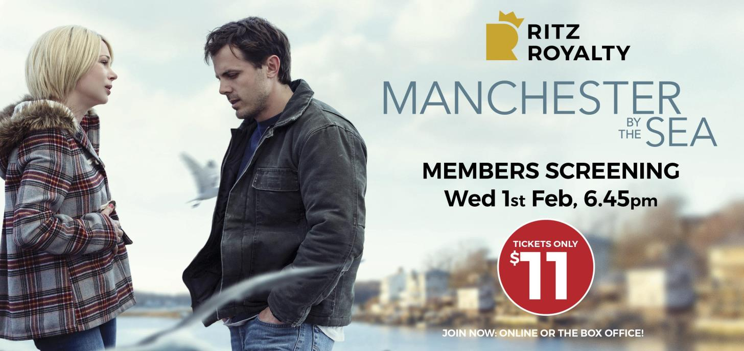 Manchester By The Sea Members Screening