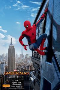 Spiderman Homecoming (CINEMAX)