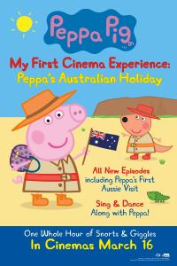 Peppa Pig My First Cinema Experience