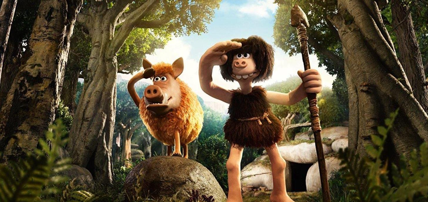 Coming Soon: Early Man