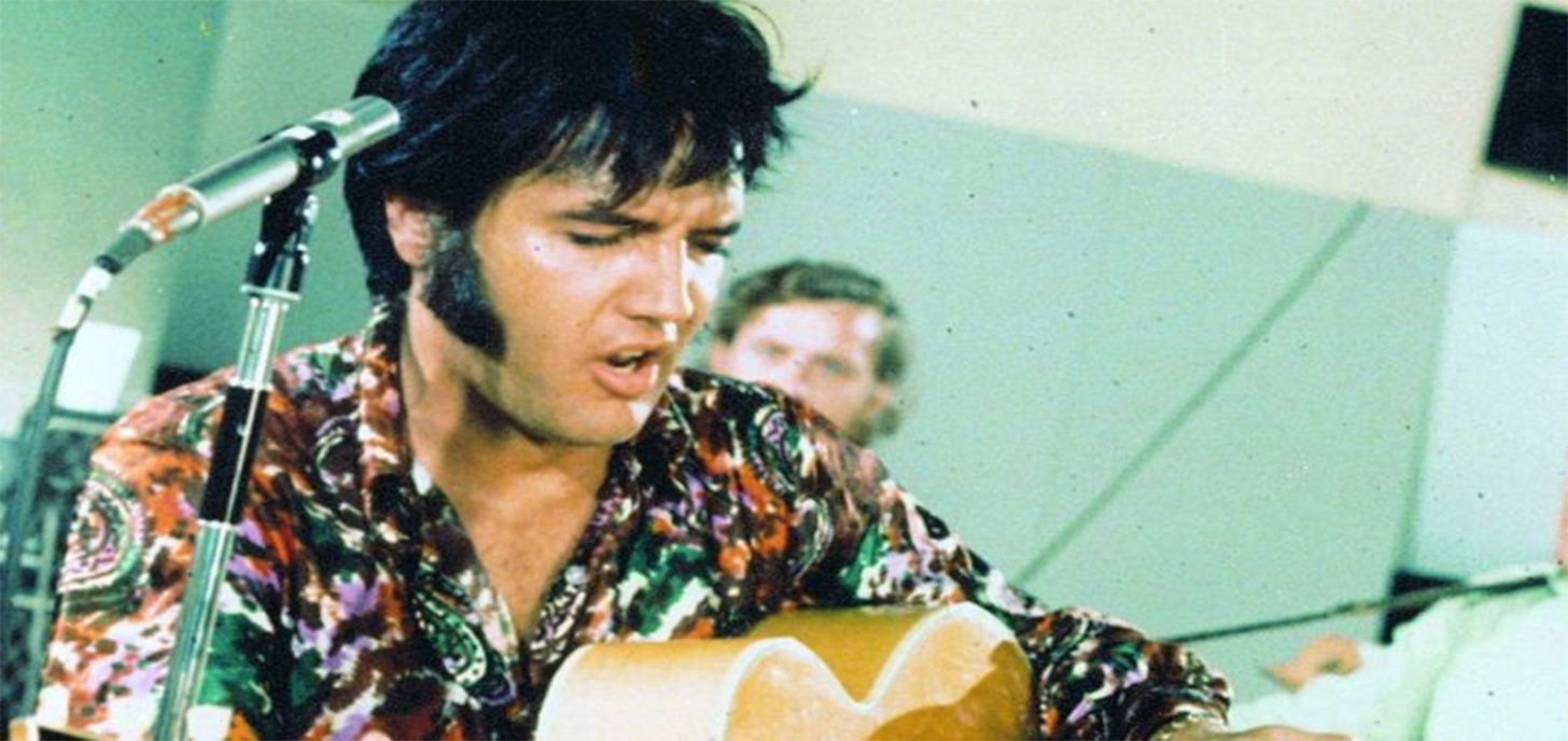 Now Showing: Elvis: That