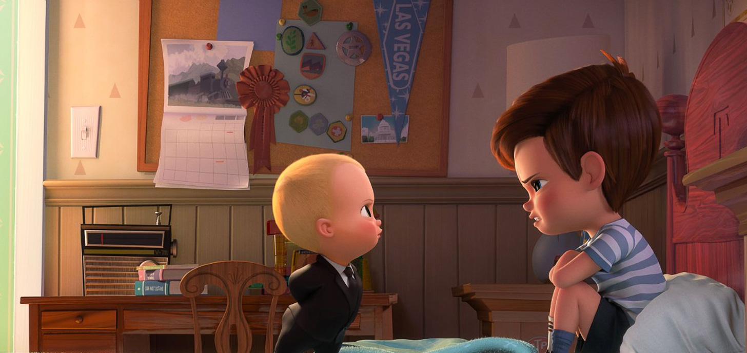 Now Showing: The Boss Baby