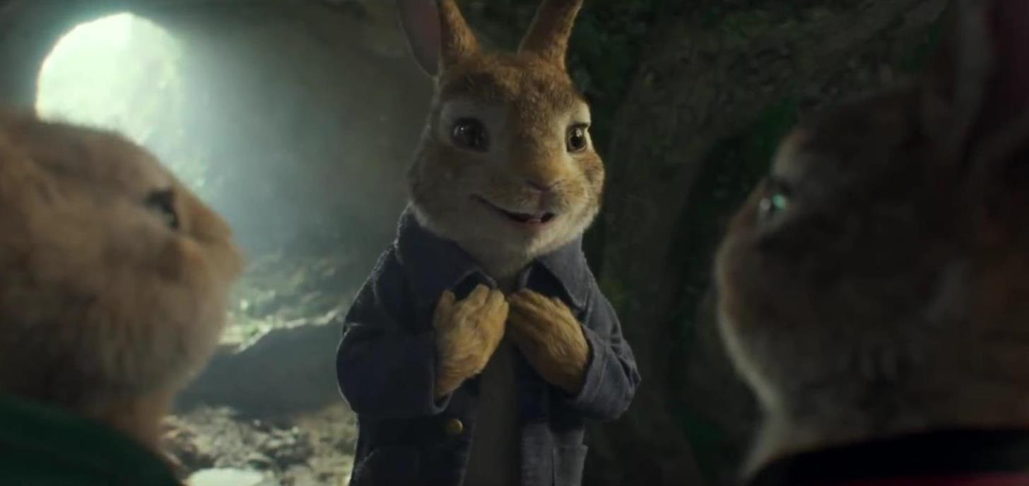 Coming Soon: Peter Rabbit