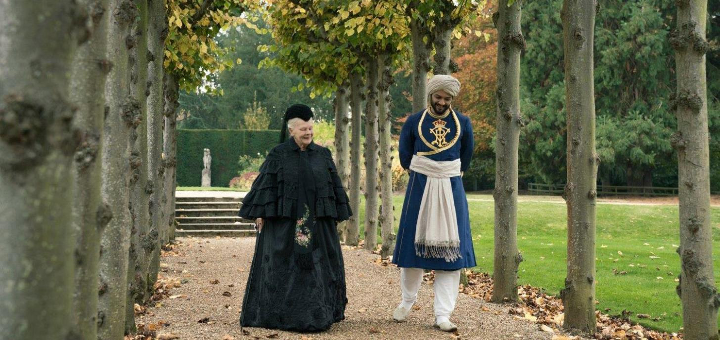 Now Showing: Victoria and Abdul