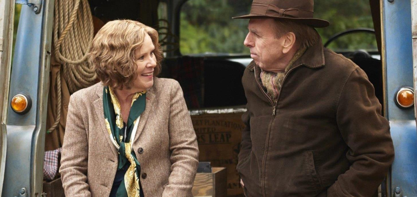 Now Showing: Finding Your Feet