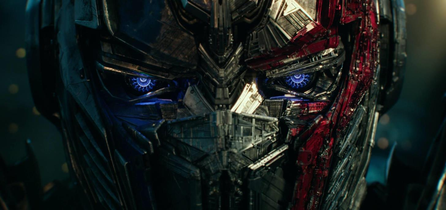 Now Showing: Transformers: The Last Knight