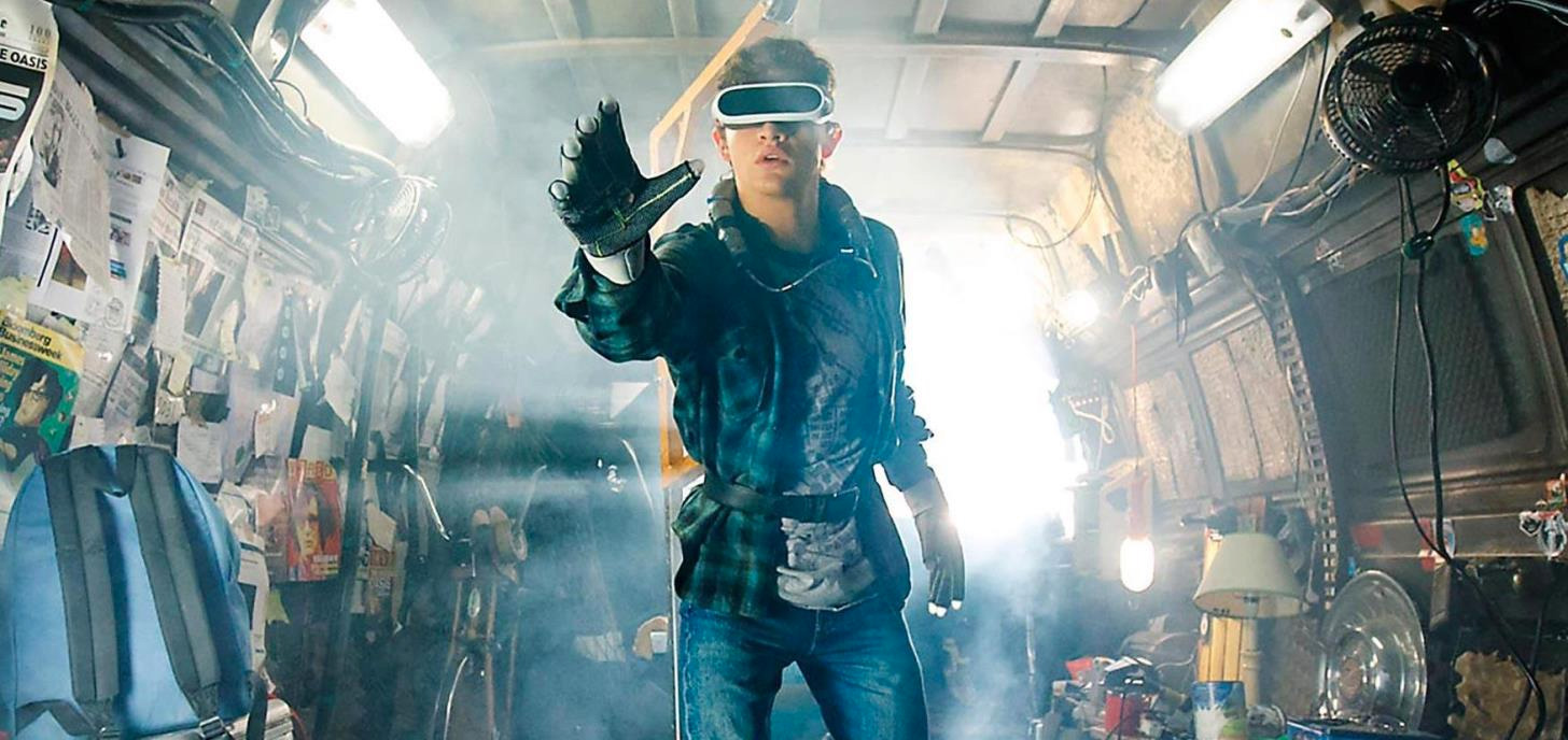 Now Showing: Ready Player One