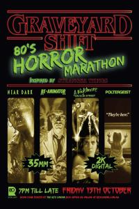 Graveyard Shift - 80s Horror Marathon