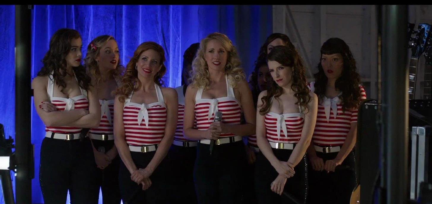 Now Showing: Pitch Perfect 3
