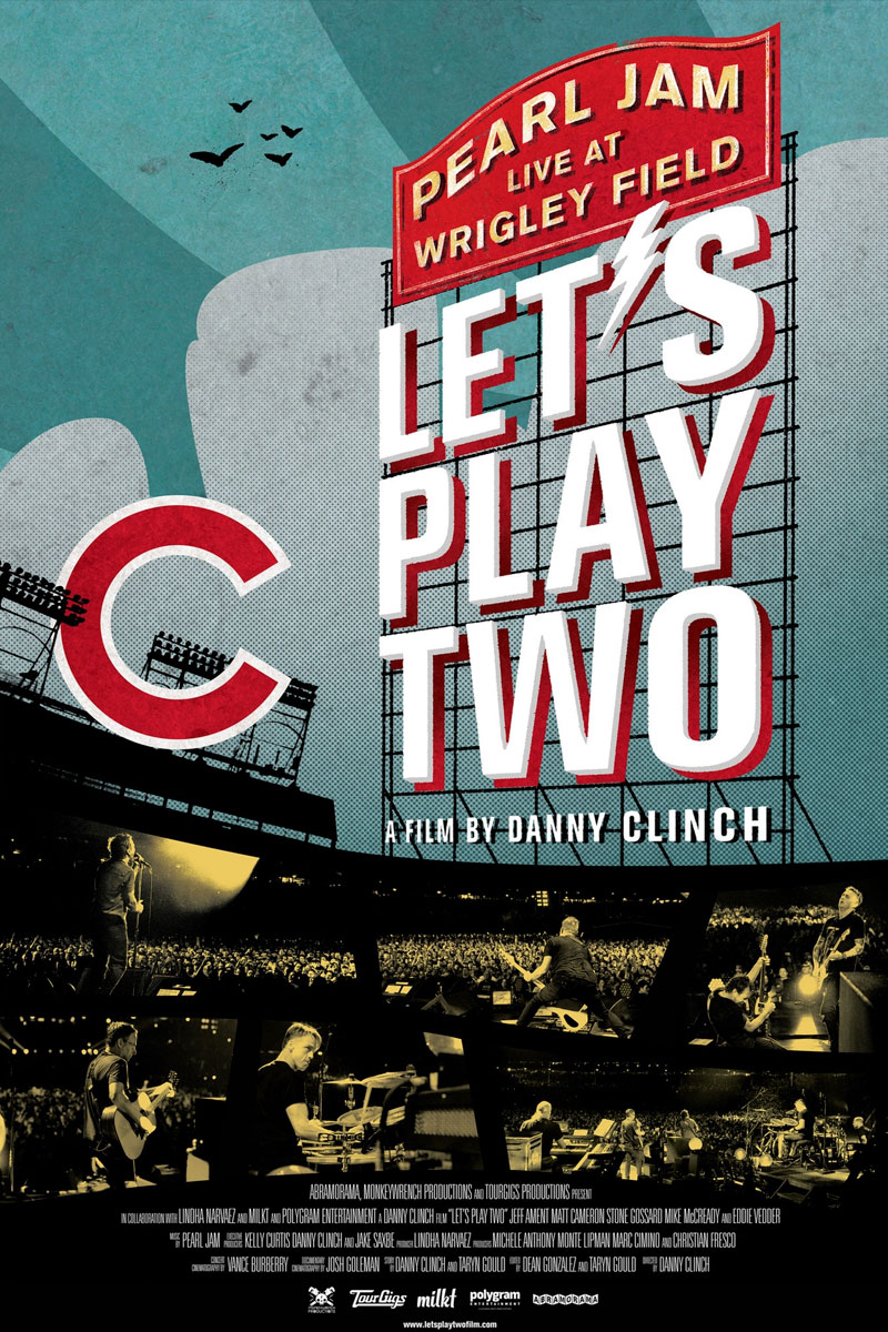 Pearl Jam: Lets Play Two