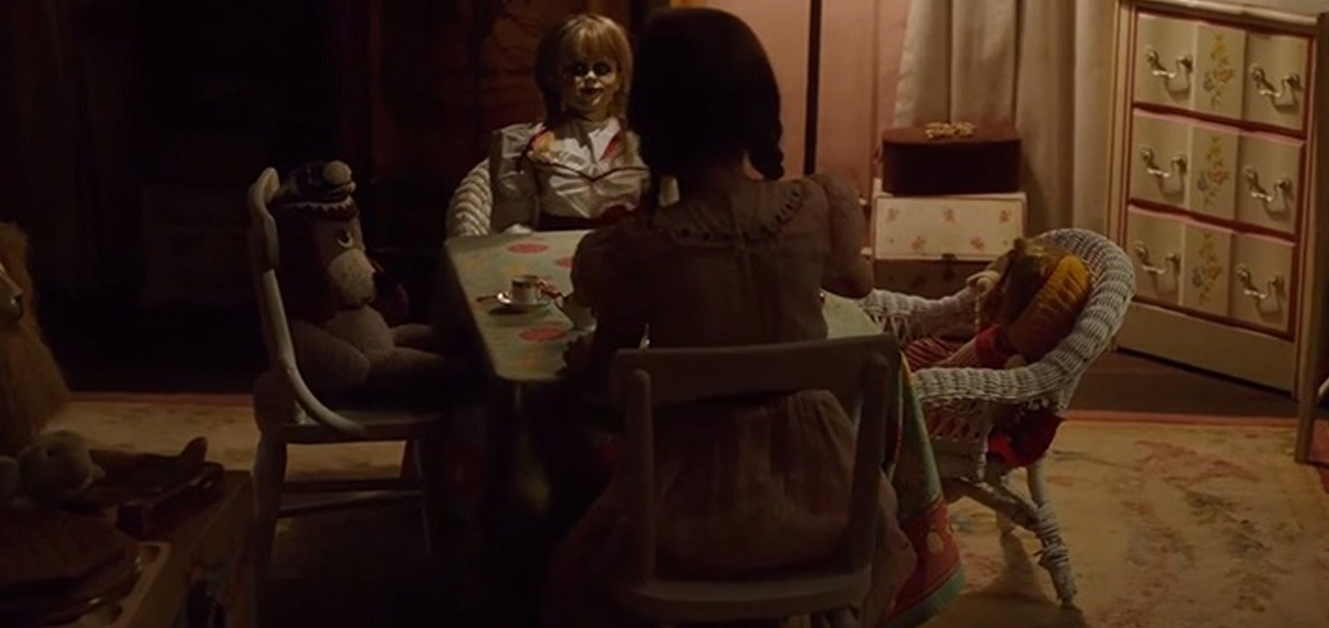 Now Showing: Annabelle: Creation