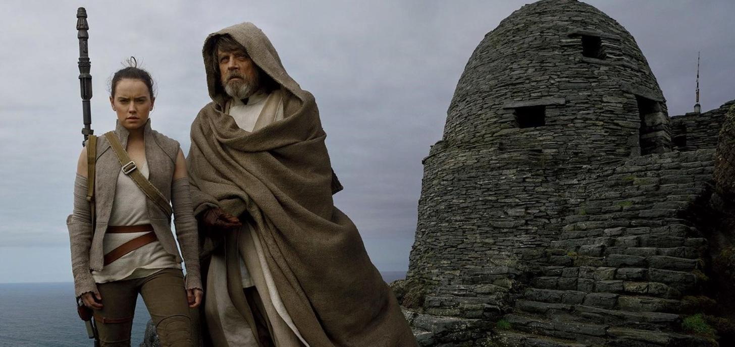 Now Showing: Star Wars: The Last Jedi (CINEMAX)