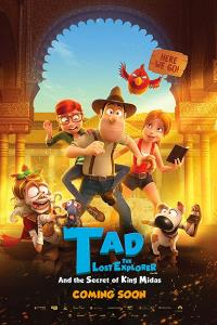 Tad the Lost Explorer: The Secrets of King Midas