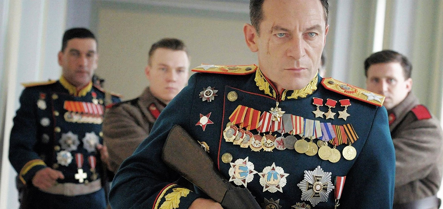 Now Showing: The Death of Stalin