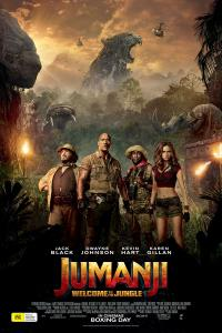 Jumanji: Welcome to the Jungle  (CINEMAX)