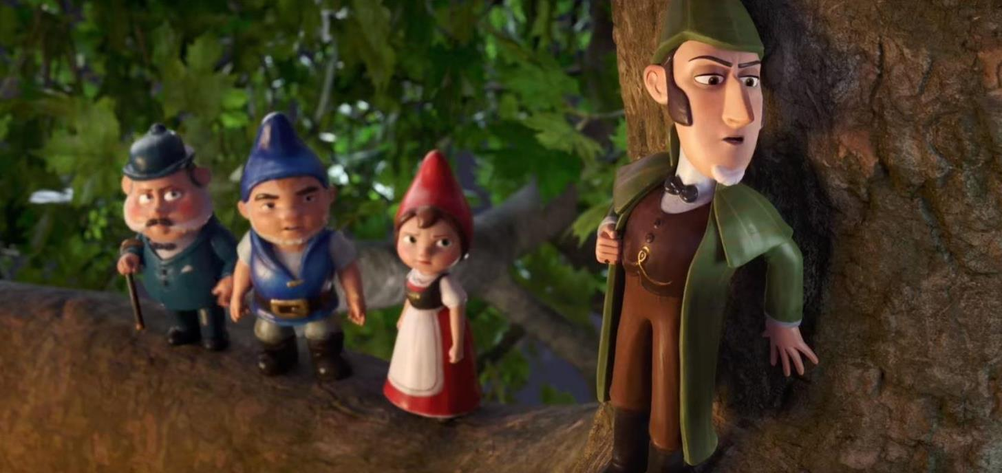 Coming Soon: Sherlock Gnomes