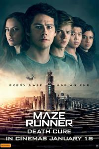 Maze Runner: The Death Cure (CINEMAX)
