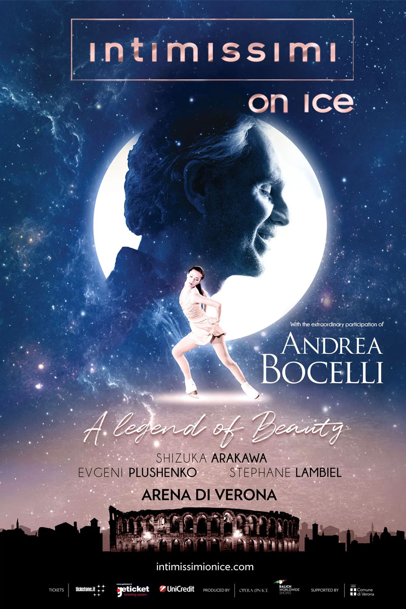 Intimissimi on Ice : Andrea Bocelli