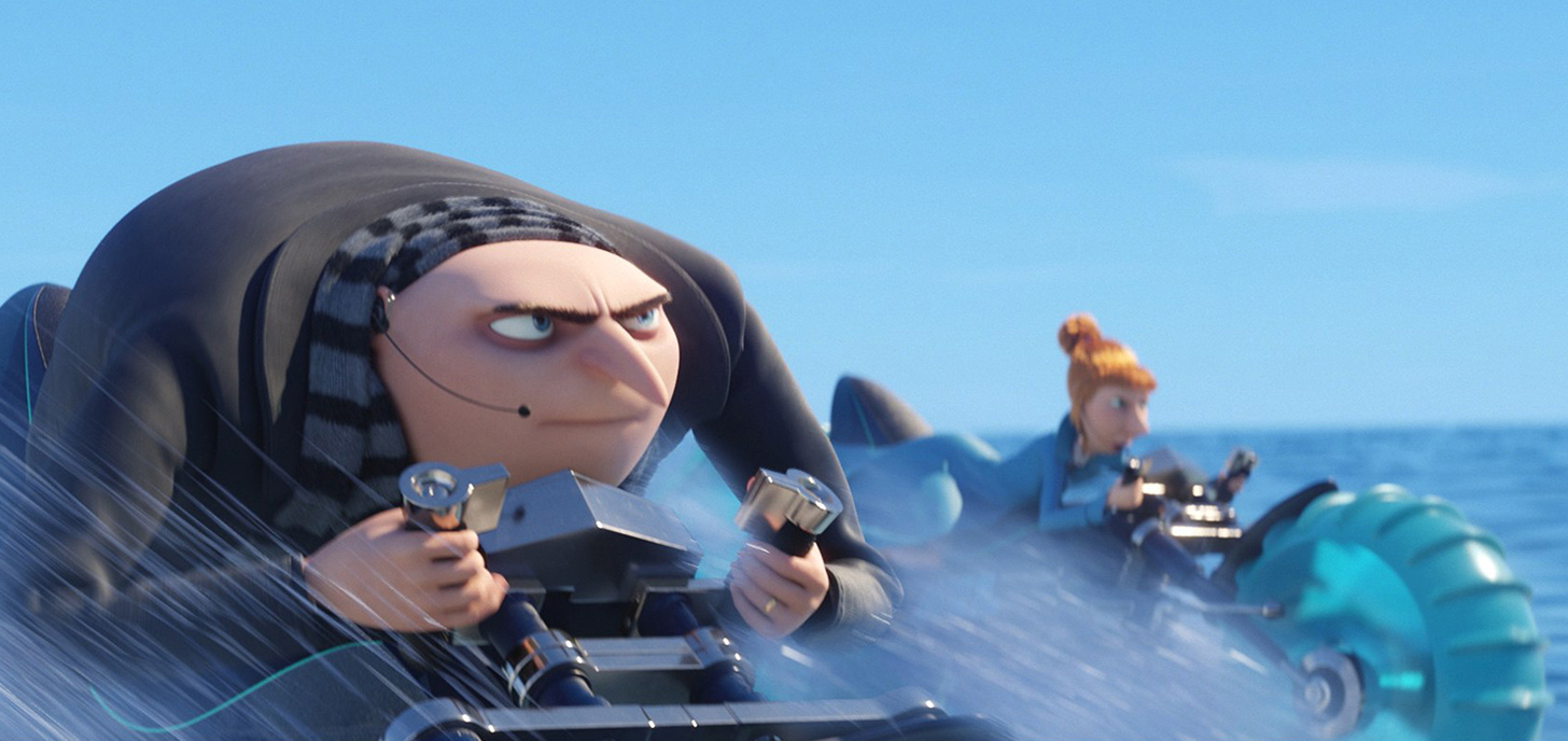 Coming Soon: Despicable Me 3