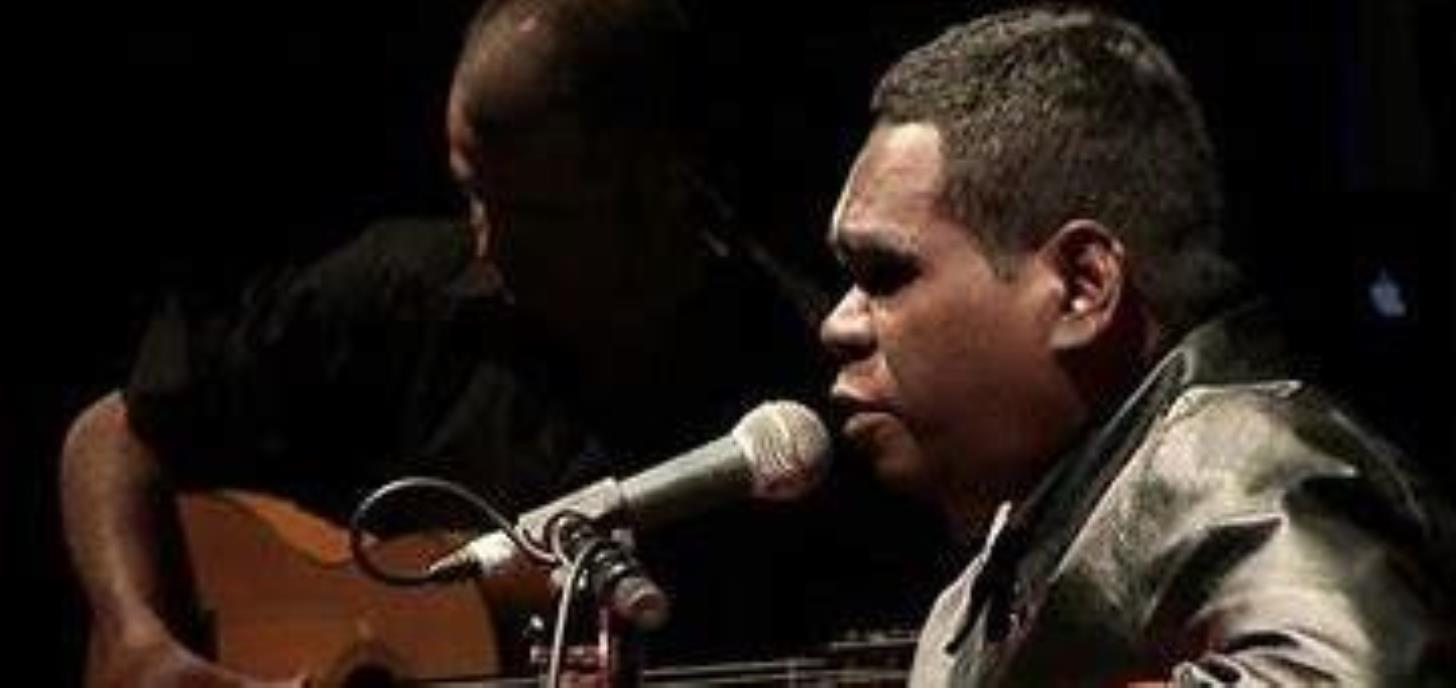 Now Showing: Gurrumul