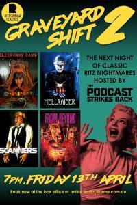 Graveyard Shift 2 - Horror Marathon!