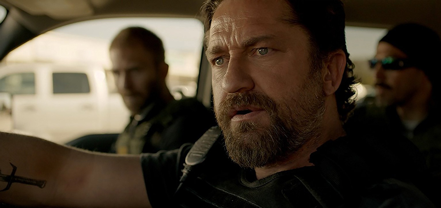 Now Showing: Den of Thieves