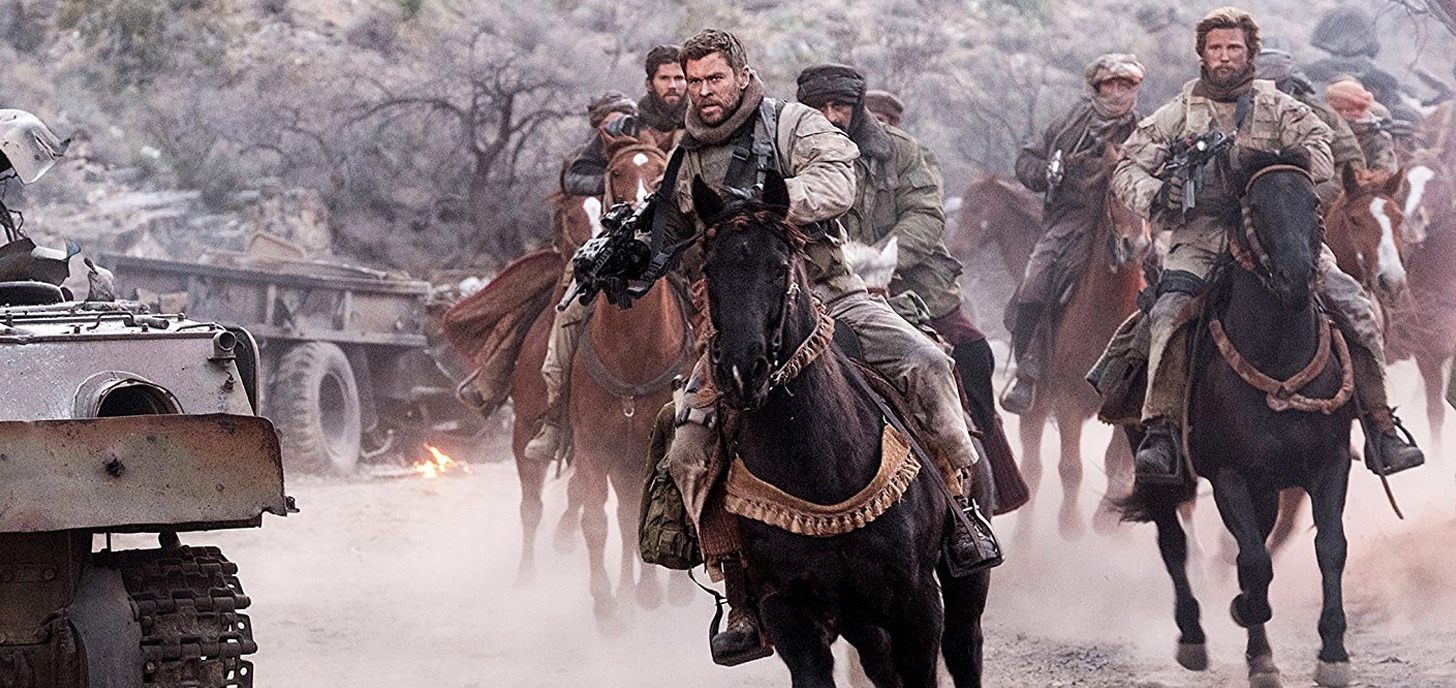 Now Showing: 12 Strong