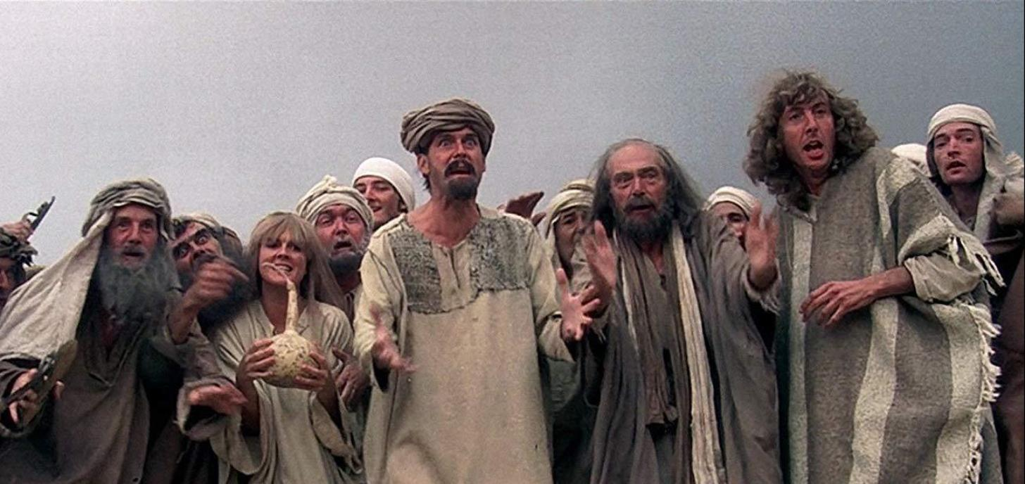 Now Showing: Monty Python