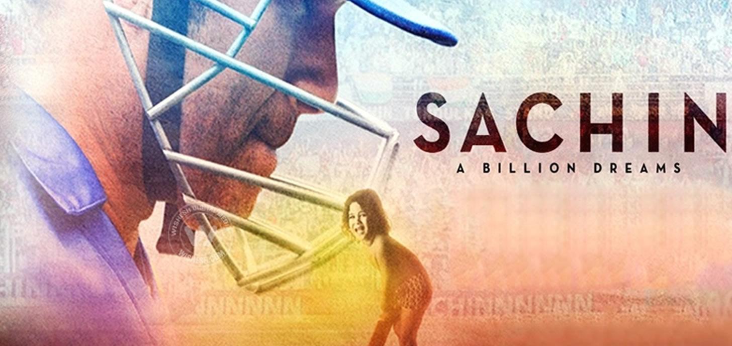 Now Showing: Sachin: A Billion Dreams