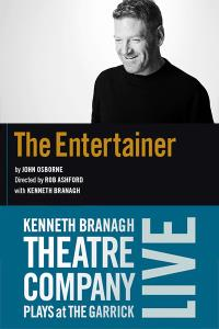 Kenneth Branagh Theatre Live: The Entertainer