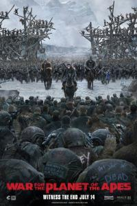 War for the Planet of the Apes  (CINEMAX)