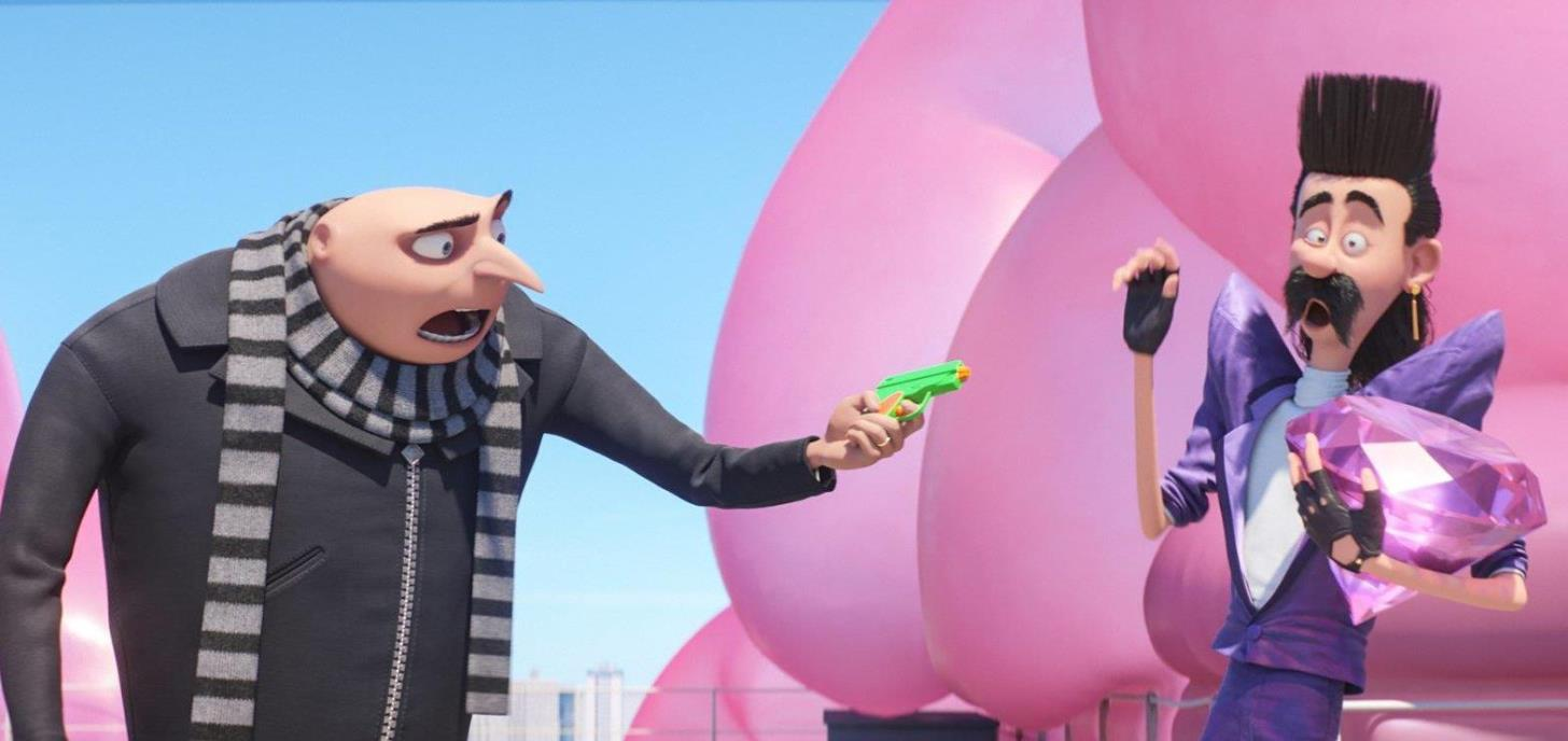 Now Showing: Despicable Me 3