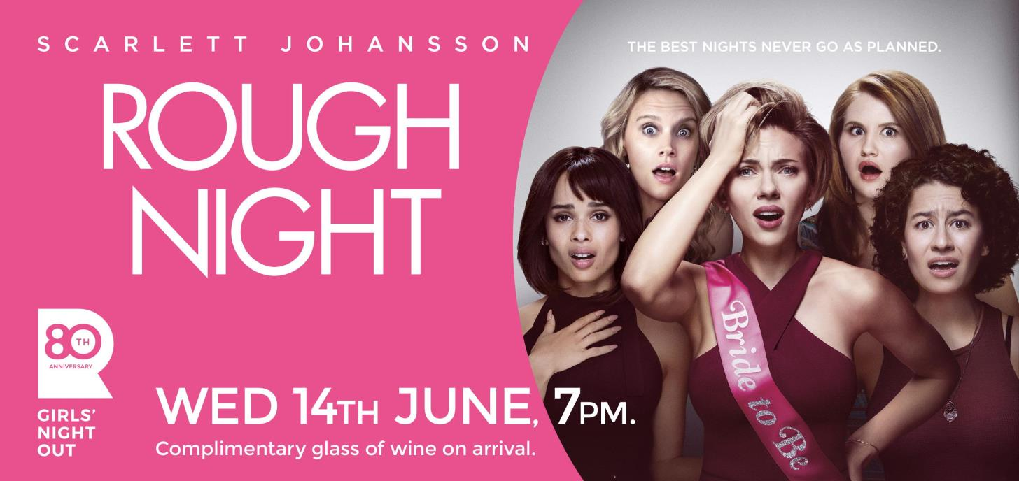 Rough Night - Girls