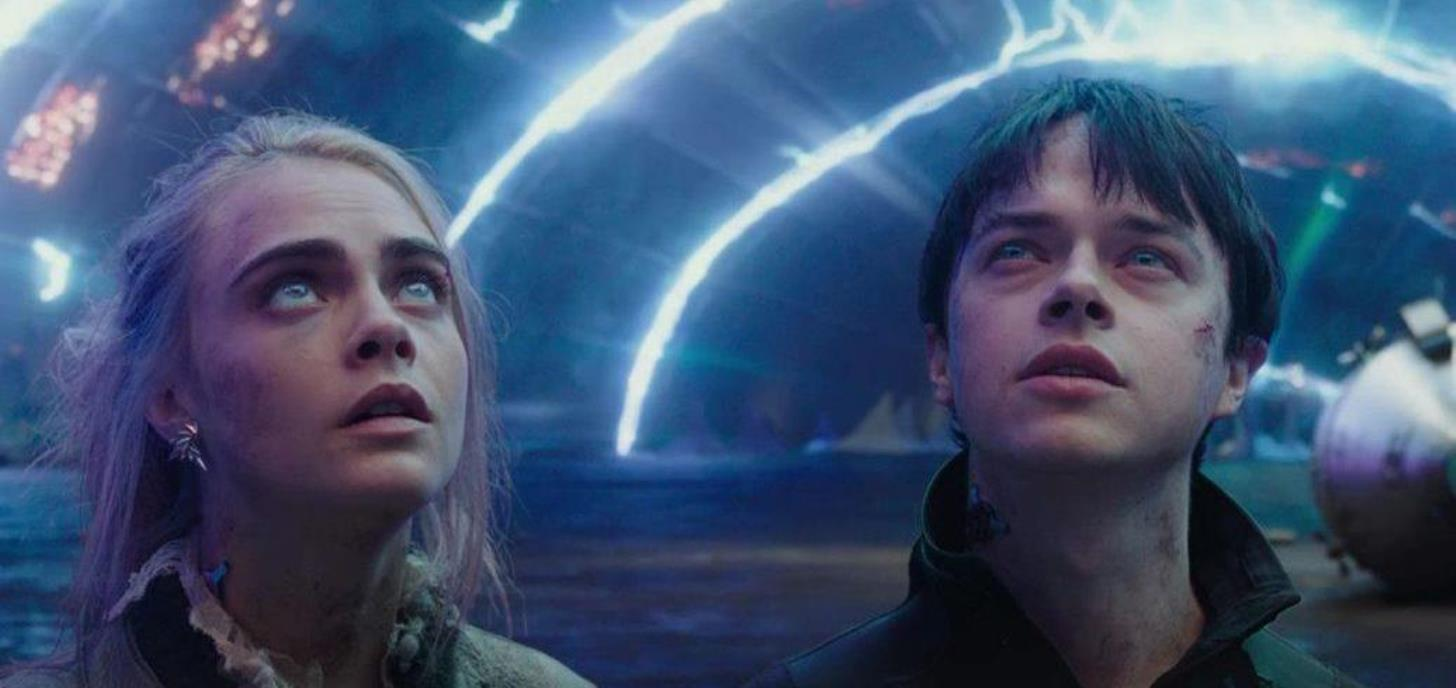 Coming Soon: Valerian and the City of a Thousand