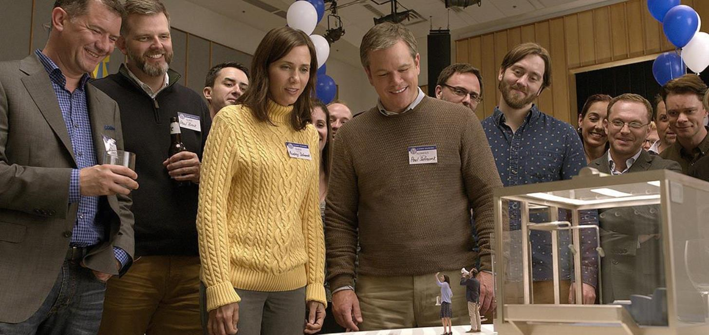 Now Showing: Downsizing