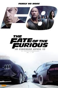 The Fate of the Furious  (CINEMAX)