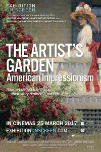 The Artist's Garden: American Impressionism and the Garden Movement