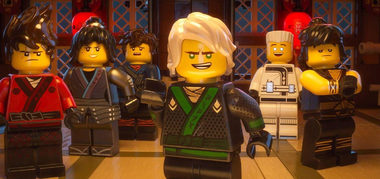 Now Showing: The LEGO Ninjago Movie